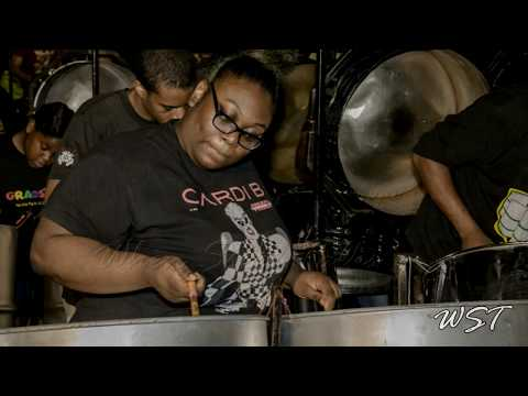 "ADLIB Steel Orchestra - ""Iron Love"" - ('Tempo' version - Video)"