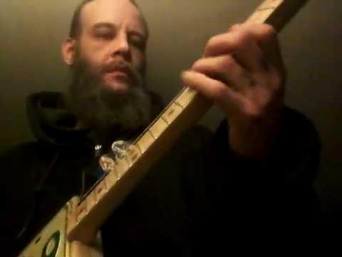 Original 3 String guitar tune Tuesday 12/31/19