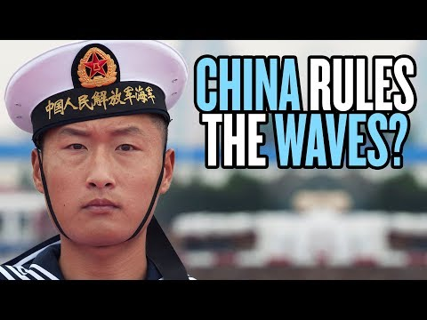 China's Plan to Conquer the Ocean