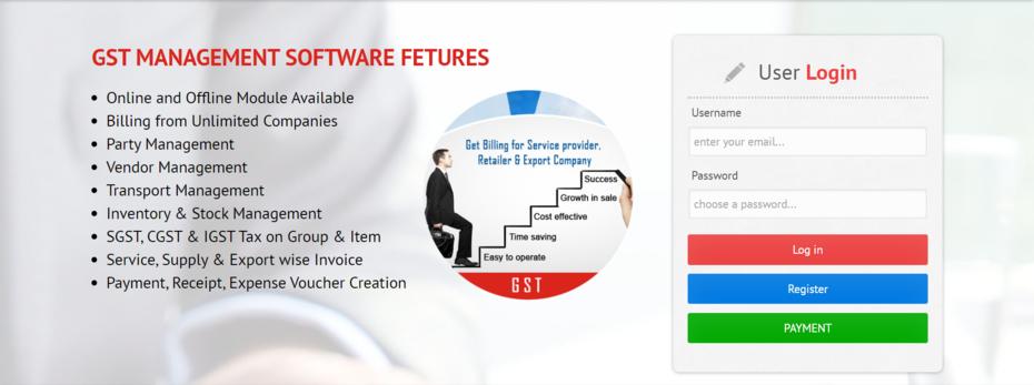 GST Management Software