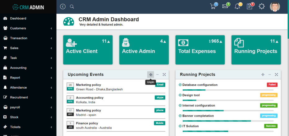 Content Management Software (CMS)