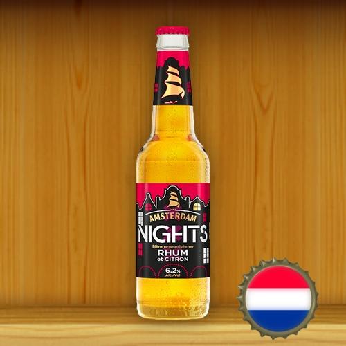 Amsterdam Nights Rhum et Citron