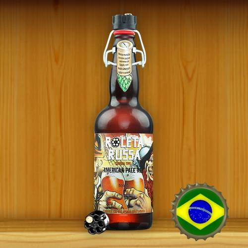 Roleta Russa American Pale Ale