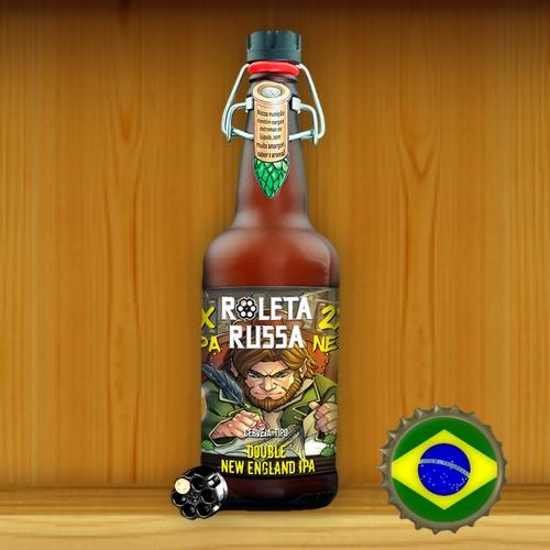 Roleta Russa Double New England IPA
