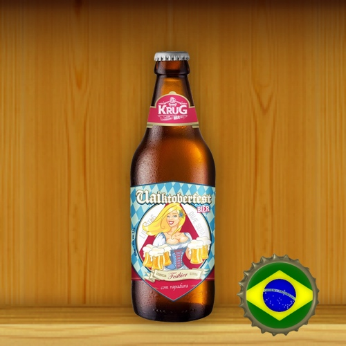 Krug Uaiktoberfest Bier