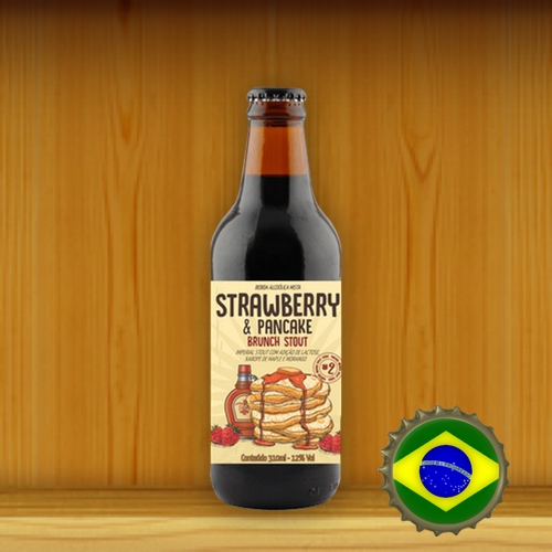 5Elementos Strawberry & Pancake Brunch Stout