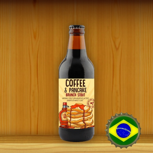 5Elementos Coffee & Pancake Brunch Stout