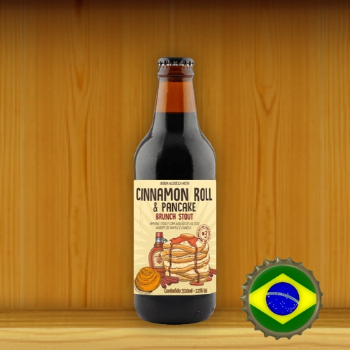 5Elementos Cinnamon Roll & Pancake Brunch Stout