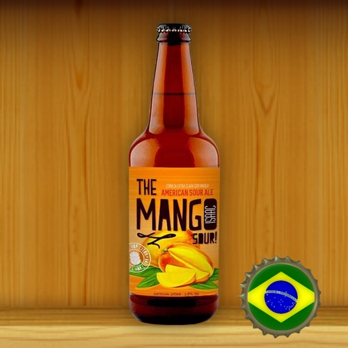 The Mango Sour! Isaac