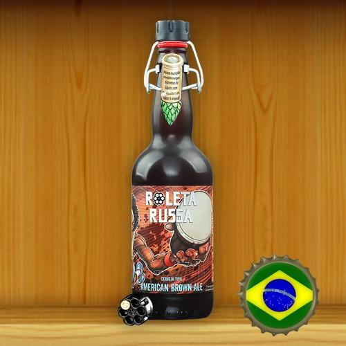 Roleta Russa American Brown Ale