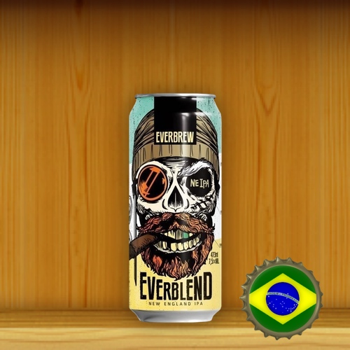 EverBrew EverBlend New England IPA