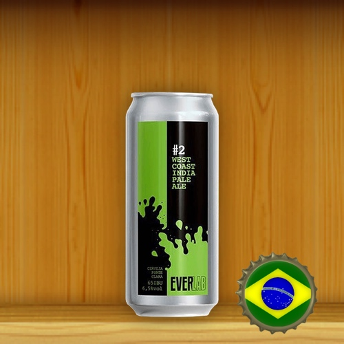 EverBrew EverLab #2 West Coast India Pale Ale