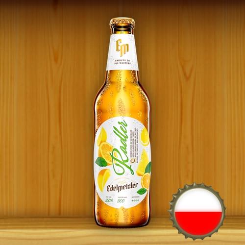 Edelmeister Radler Lemon