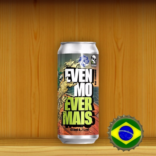EverBrew & Sand City Even Mo Ever Mais Double IPA