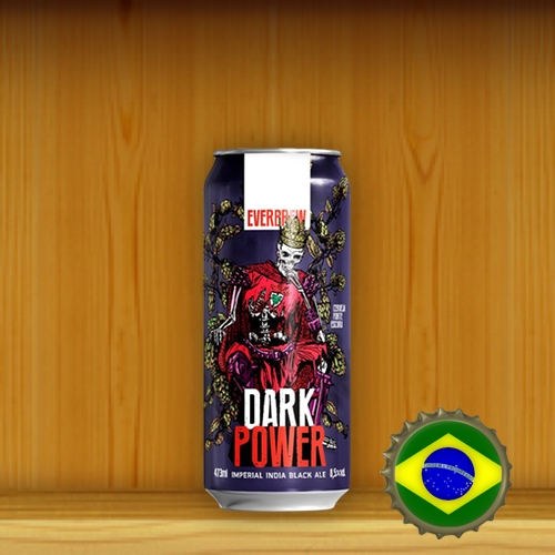 EverBrew Dark Power Imperial India Black Ale