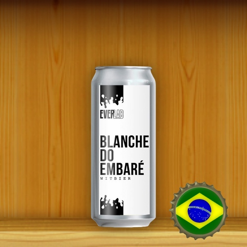 EverBrew EverLab Blanche do Embaré Witbier