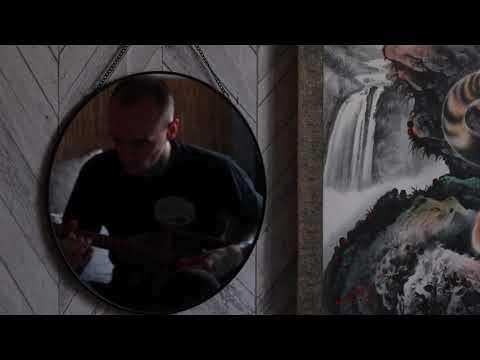 Gary O'slide -  Coahuila - Cigar Box Guitar Licence Plate