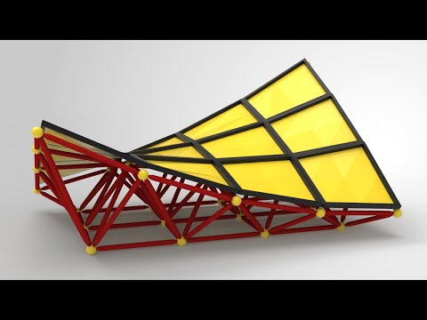 Lunchbox Grasshopper (Space Frame)