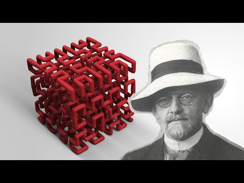 Hilbert Curve Fractal