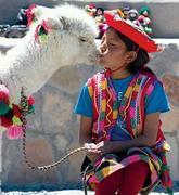 Peru girl