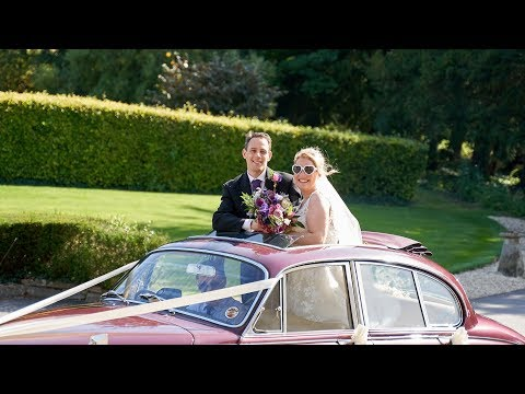 Nicole & James Wedding video montage at Bishopstrow Hotel & Spa