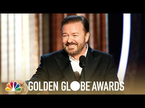 STAFF SERGEANT David Bellavia and Ricky Gervais' Monologue - 2020 Golden Globes...AFTERWORD: Adm. McRaven
