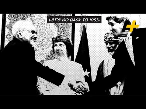 A History On U.S. And Iran Relations