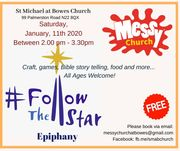 Messy Church Event at St Michael at Bowes