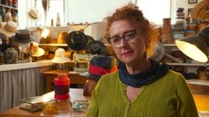 Millinery Designer Rosie Boylan