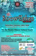 The 23rd Annual Snowflakes on Steel Concert