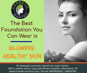 Get Glowing & Healthy SKIN at Dr. Rastogi's Cosmetic Mantra & Laser Center, Allahabad