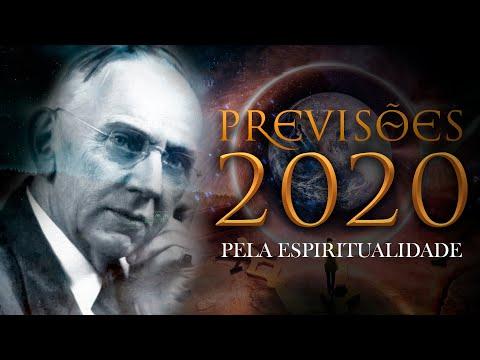 PREVISÕES 2020 PELA ESPIRITUALIDADE   Edgar Cayce