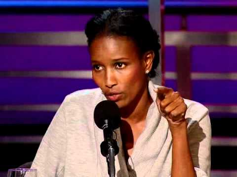 Debate ft. Ayaan Hirsi Ali (Full), Is Islam a Religion of Peace?
