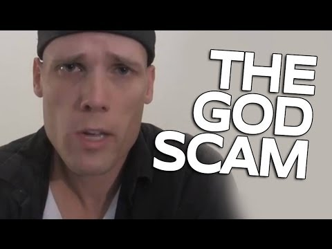The God Scam - Why I Am An Atheist