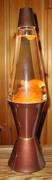 Aztec lamp