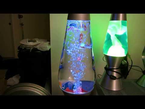 Lava Lamp Grande Aquarium