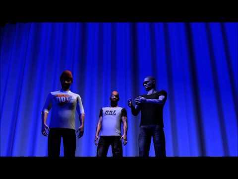 BATTLERAP - LOADED LUX VS T-REX - BATTLE RAP VIDEOGAME (sneak peak)
