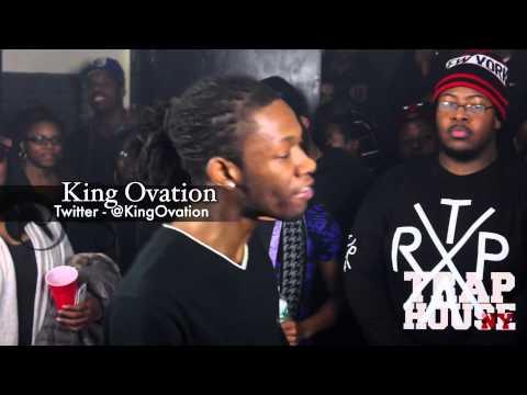 King Ovation vs Southside Trey | TrapHouse NY
