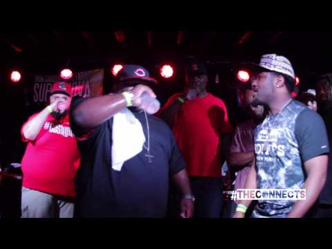 THE CONNECTS & THE LOOP KC PRESENTS: INDYFEST 2015 BEATS N BARS STAGE L.T. (STL) vs T.A. RELL (KC)