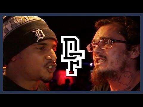 IMPACT VS SNO   Don't Flop Rap Battle