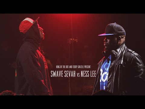 KOTD - Rap Battle - Swave Sevah vs Ness Lee