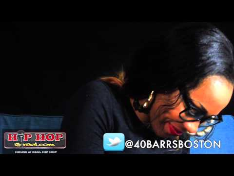 40 B.A.R.R.S TALKS BATTLING OFFICIAL, COUTURE, CHAYNA ASHLEY & BATTLING DAYLYT'S MOM ON ANTIC LEAGUE
