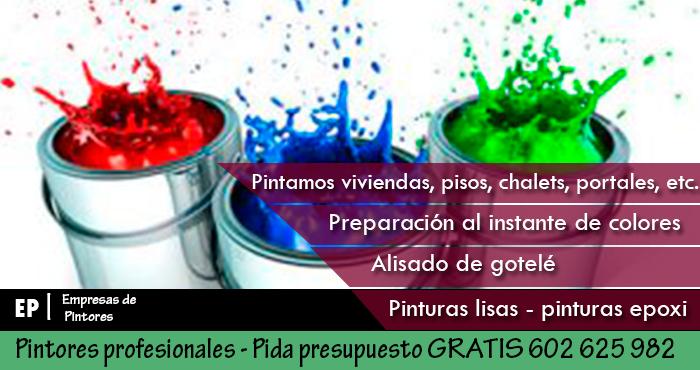 Pintores-Valencia