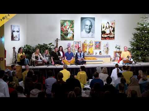 Shiva Shambho Mahadeva Shambho with a Kirtan Chanting Group