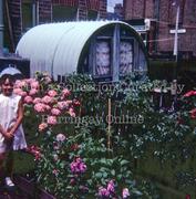 Air Raid Shelter at 68 Woodlands Park Road, c1967