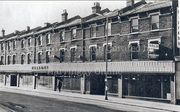 Wilsons, Crouch End (site of Budgens/Co-op) 1971