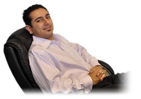 Navid Azadi, CEO of DealerON 1979-2009 - Automotive Digital Marketing
