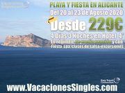 Foro Playa y Fiesta en Alicante 2020