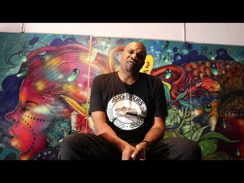 Black Jesus Slink Johnson Talks Being Signed to Too Short, Charlie Murphy Urging Him to Do Stand-up