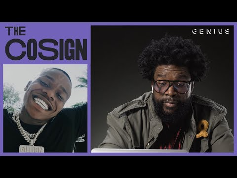Questlove Reacts To New Rap Hits (DaBaby, j-hope, Young M.A) | The Cosign